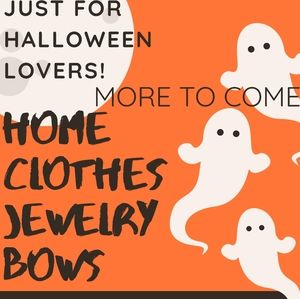 I have lots of Halloween to list!